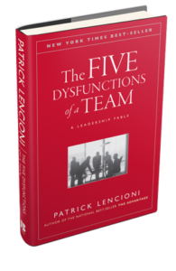 5 Dysfunctions Book
