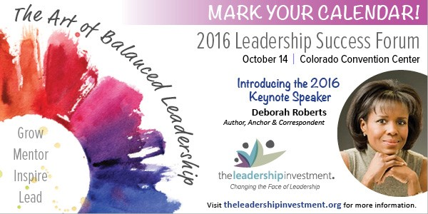 2016 Leadership Investment Success Forum